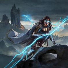 Jason Felix-Sky Warden eternal-essence by jason-felix.deviantart.com on @DeviantArt