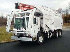 2002 medium duty truck mack #truck #Mack #EquipmentReady
