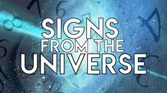 SIGNS FROM THE UNIVERSE: Synchronicity & the Law of Attraction