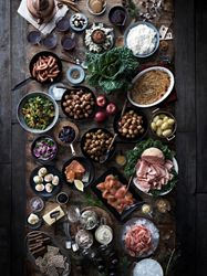 IKEA Celebrates the Holidays with In-Store Swedish Julbord Buffet