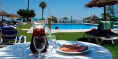 #sangria #gambas #langostionos #gastronomia #malaga #hotel #verano #vacaciones #espana