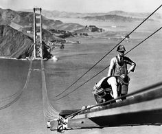 I 75 anni del Golden Gate Bridge
