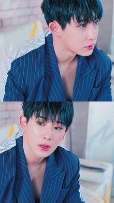 Wonho ~ holy balcony he's so fine