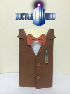 Dr who card