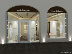 Malìparmi concept store by PFdesign. Check it out on Desall.