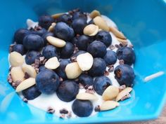 Lunches, Blueberry, Food And Drink, Low Carb, Healthy Recipes, Healthy Food, Fruit, Breakfast, Lifestyle