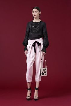 Andrew Gn Pre-Fall 2016 Collection Photos - Vogue