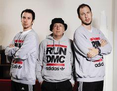Time to Lay Down a Few Beats about Pioneers - Maurice de Mauriac Run Dmc, Zurich, Hip Hop, Graphic Sweatshirt, Running, Sweatshirts, People, Jackets, Fashion