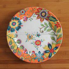 Resultado de imagem para ceramica pintada a mão