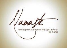 namaste - Ask Dr Nandi