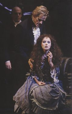 """thesecretyouknow: """" Steve Barton & Sarah Brightman in London. Picture by Clive Barda/ArenaPAL """""""