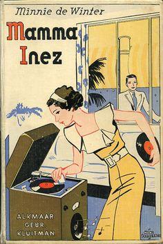 kinderboeken : Mamma Inez 1936