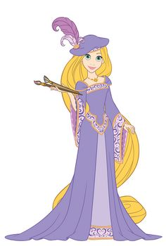 Rapunzel Disney Princess Fashion, Disney Princess Rapunzel, Disney Princess Dresses, Disney Tangled, Disney Dresses, Disney Outfits, Disney Fashion, Disney Dream, Disney Style