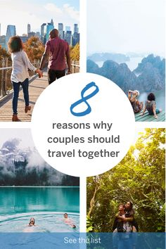 Lonely Planet's run down of reasons why couples should travel toegther. From the first romantic city getaway to a round-the-world adventure for two, the highs and lows of travelling as a couple can deepen the bond you share with your other half. Lonely Planet, Best Honeymoon Destinations, Travel Destinations, Couple Travel, Powerful Love Spells, New Hobbies, Romantic Travel, Thailand Travel, Travel Style