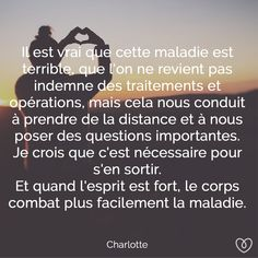Courage Citation Maladie Combat