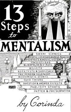 13 Steps To Mentalism Epub