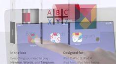 Het i&ilAB presenteert o.a. OSMO! Door Osmo wordt de gebruiker van de Ipad 'gedwongen' om buiten het scherm te denken en te werken. Kom zelf experimenteren en ontdek bij welke leerdoelen het in jouw klas aansluit!