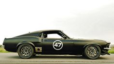 musclecarblog:  (via 1969 Ford Mustang Sportsroof The Harbinger...