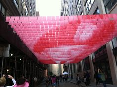 """""""Who Is Chelsea Manning?"""" Art Installation Wins Best Project At DUMBO Arts Festival"""