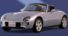 http://chicerman.com  carsthatnevermadeit:  Daihatsu X-021 1991. A concept for a compact 1.6 litre sports car to compete with the Mazda MX-5/Miata which didnt progress beyond this prototype as Daihatsu decided to concentrate on the smaller Copen instead  #cars