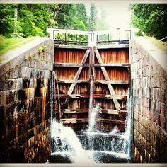 Old Waterway, Sweden 2011