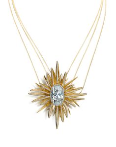 House of Waris for Forevermark necklace, as worn by Samantha Barks to the 2013 Oscars.