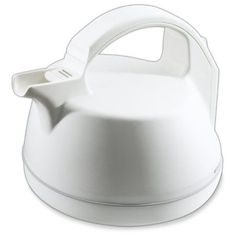Heat water anytime you need it with an electric kettle that automatically shuts off when ready. 1500 watts of power heats a full kettle of water in minutes, while the boil-dry protection keeps your kettle from operating. without water, for added peace of mind.