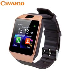 Discounted $12.54, Buy Cawono DZ09 Bluetooth Smart Watch Smartwatch Relogios Watch TF SIM Card Camera for iPhone Samsung Huawei Android Phone PK Y1 Q18