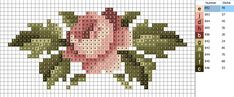 Cross Stitch Bookmarks, Cross Stitch Rose, Cross Stitch Flowers, Cross Stitch Designs, Cross Stitch Patterns, Cross Stitching, Cross Stitch Embroidery, Cross Stitch Collection, Plastic Canvas Patterns