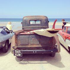 Vintage Surf Meet
