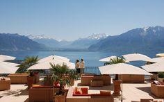 Le Mirador Kempinski Lake Geneva #MontPelerin #Switzerland #Luxury #Travel #Hotels #LeMiradorKempinskiLakeGeneva