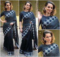 Celebrity Style,KANGANA RANAUT,ami patel,Pero,Pero by Aneeth Arora,Rangoon