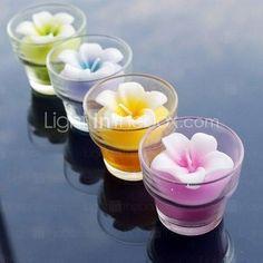 Bougies parfumées en