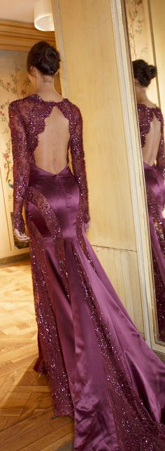 Zuhair Murad Haute Couture ~Latest Trendy Luxurious Women's Fashion - Haute Couture - dresses, jackets, bags, jewellery, shoes etc.