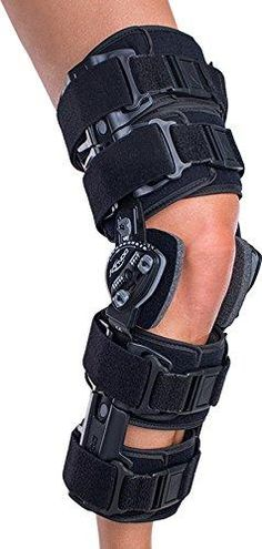 850751f58e DonJoy TROM (Total Range of Motion) Advance Knee Support Brace