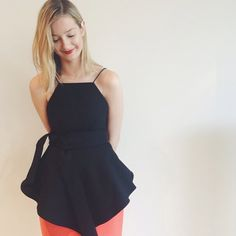 NEW // @cmeocollective Warm Water Peplum Top in store & online // Lots of new arrivals // HUGE sale with prices starting from $20 // RG via @thebirdcageboutique  #cmeocollective #ausfashionlabels #ootd #ootn #online #shopping #blogger #lookbookboutique #sale #thefifth ax. Mm