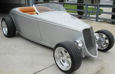 Ideas for my Street Rod:1933 Ford Roadster