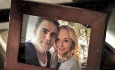 TVD FOREVER - Steroline - Yes,we lived to see a decent selfie of them <3
