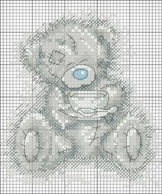 Thrilling Designing Your Own Cross Stitch Embroidery Patterns Ideas. Exhilarating Designing Your Own Cross Stitch Embroidery Patterns Ideas. Cross Stitch Needles, Cute Cross Stitch, Cross Stitch Animals, Cross Stitch Kits, Counted Cross Stitch Patterns, Cross Stitch Charts, Cross Stitch Designs, Cross Stitch Embroidery, Tatty Teddy