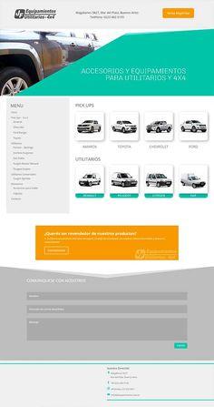 siito realizado con wordpress Toyota, Wordpress, Buenos Aires, Argentina, Mar Del Plata, Web Design