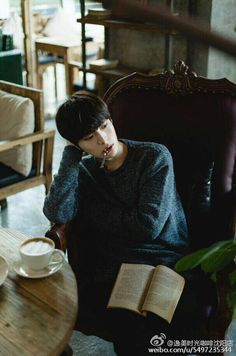 Ahn Jae Hyun ~ You My Coffee