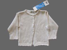 Ref. 800388- Chaqueta punto -Alphabet- niña - Talla 9 meses - 5€ - info@miihi.com - Tel. 651121480