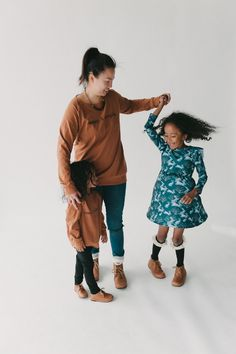 We've been dressing your sons and daughters for a couple years now, and we've gotten pretty good at it. Now we're dressing you too. We're launching a full women's line this season with plenty of matching outfits for you and your littles.  Photo by @jaymelang