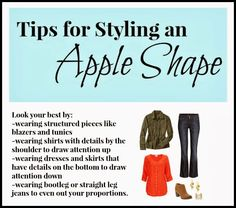 Clothed with Grace: Tips for Styling an Apple Shape