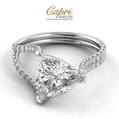 Be you.  Your engagement ring is the one piece of jewelry you will wear the most. It should fit your personal style. Whether you are more traditional and classic or unique and artsy, Danhov has a ring for everyone. #Danhov Collection exclusively at #Capri #Jewelers #Arizona ~ Instant #Savings up to $1000 during our upcoming #BridalEvent ~ Register Now!!!  http://www.caprijewelersaz.com/event  ♥ #Financing Options ~ Upgrade & Update your old jewelry to new ~ crazy #deals on center #Diamond