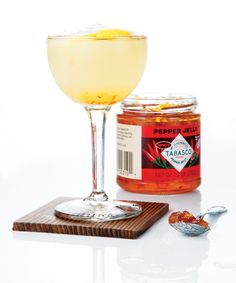 Summer-sweet fruit preserves mixed into cocktails—whether orange marmalade in a classic whiskey sour or whole cranberries garnishing a bourbon-filled Kentucky Christmas—transports us to warmer days even in the depths of winter. Jeffrey Morgenthaler of Portland, Oregon's Clyde Common tavern gives us six of his favorite preserve concoctions.