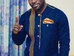 Men African Wear Men African Attire African by SJWonderBoutique African Dresses Men, African Clothing For Men, African Shirts, African Attire, African Wear, African Style, African Women, Dashiki Shirt, African Prints