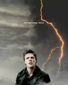 The lightning, Barry