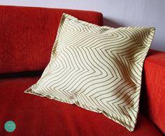 FUNDA COJÍN 005 Lona estampada-Medidas 45x45cm  $ 9.000 unidad  #funda #cojin #hechoenchile #cushion #cover #sofa