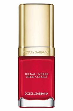 Dolce&Gabbana Beauty 'The Nail Lacquer' Liquid Nail Lacquer